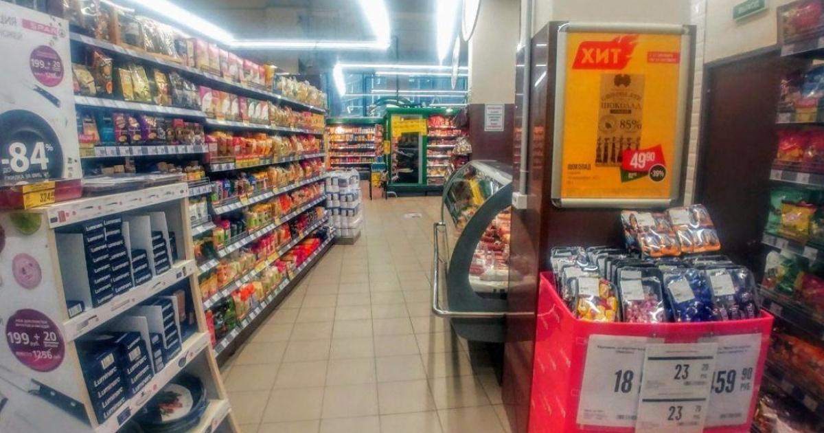 Читателей немецкого Spiegel удивила ситуация с продуктами в магазинах «голодающей России»...